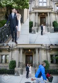 wedding couple on arlington street