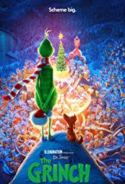 the grinch.  Grinch The Grinch Poster In R