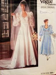 Vogue Bridal Patterns Unique Decoration