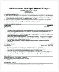 Administrative Assitant Resumes Free Entry Level Resume Templates Resumenow Printable Resume