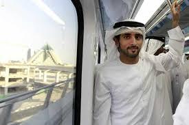 dubai crown prince sheikh hamdan