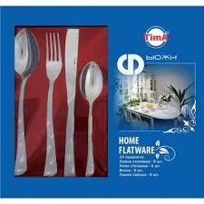 <b>Наборы столовых приборов</b> 24 предмета | Магазин посуды TimA ...