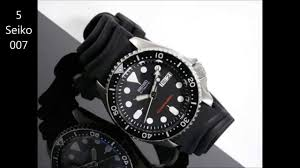 best 15 divers automatic watches under 300€