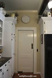 swinging kitchen door. Love These Swinging Doors In Older Homes. Kitchen Door
