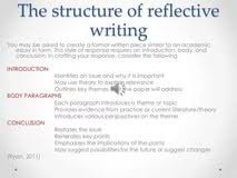 format for reflective essay apa format thesis statement example format for reflective essay