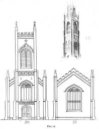 best gothic architecture images gothic essay on gothic architecture by john henry hopkins