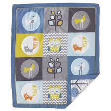 lolli living woods cot quilt