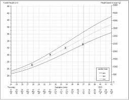 Baby Growth Chart By Week In Womb Fetal Growth Examples