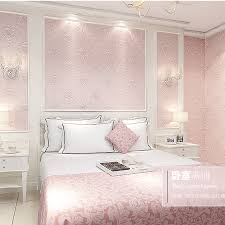 pink modern bedroom designs. Modern Continental 3D Stereoscopic Relief Nonwoven Wallpaper Pink Bedroom Living Room Background Light Blue Designs