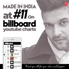 India Billboard Charts
