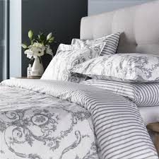 elizabeth silver grey duvet covers pillowcases