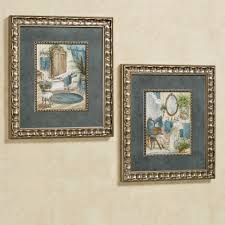full size of bathroom beautiful framed wall art sets 5 well liked victorian bath with regard