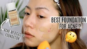 testing cult favorite oily skin foundation neutrogena skin clearing foundation review 2018