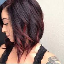 hair color ideas 2015 short hair. 2015 color ideas for short hair source · red ombre hairstyles n