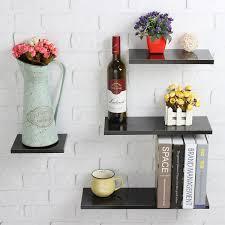 fullsize of captivating wall wood wall cherry wall shelves wall mount wood floating display ledge shelves
