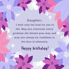 40 Birthday Wishes For Daughters Find The Perfect Birthday Wish Extraordinary Happy Birthday Quotes For Daughter