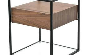 glass side table with metal legs fascinating black tables leg wood round frame and bedroom bedside living room outdoor patio small for glas