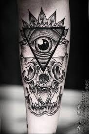 Photo Eye In Triangle Tattoo 03032019 289 Idea For Eye In