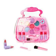 idealhere kids little s fashion makeup set cosmetic kit eyeshadow lip gloss blushes