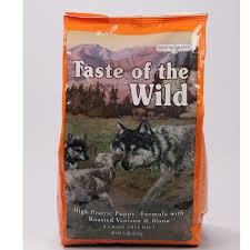 Precise Taste Of The Wild Puppy Feeding Guide Taste Of The