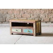 little tree furniture mary rose upcycled 2 drawer tv unit loading zoom