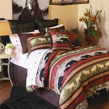 bedding paisley bedding sets rustic cabin bed outdoor style bedding rustic king bed sets ski