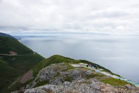 outdoor nature mountains. Skyline Trail Cape Breton NS Canada #hiking #camping #outdoors #nature #travel Outdoor Nature Mountains