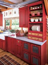 Wonderful Country Kitchen Decorating Ideas Rustic And Contemporary