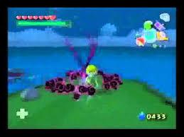 The Legend Of Zelda Wind Waker Treasure Chart 37