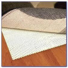5x7 rug pad area pads safe for hardwood floors bed bath and beyond