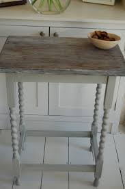 End Table Paint Ideas Best 25 Repainted Table Ideas On Pinterest Refurbished Dining