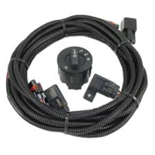 3551a mustang starkey fog light wiring and switch kit with h10 2013 toyota tacoma fog light wiring harness at Tacoma Fog Light Wiring Harness