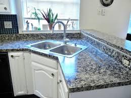 faux granite countertops in 8 easy steps