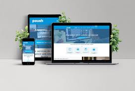 Design Site Internet Responsive Design Ou Site Web Adaptatif Agence Poush
