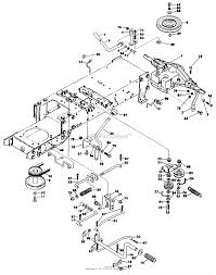 Lawn boy 52142 lt11 lawn tractor 1988 sn 800000001 899999999 diagram transmission and drive parts list models 52142 52138 snapper lt12 wiring diagram