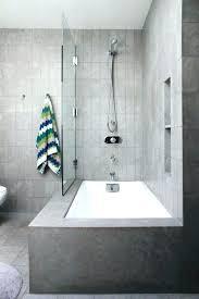 modern tub shower combo wonderful best bathtub ideas on bath for soaking ba