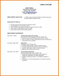 Social Work Resume Objective Statements Job Resume Objective Imposing Best Objectives For Resumes 18