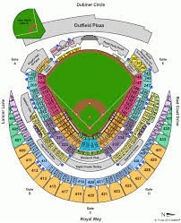 Detroit Tigers Interactive Seating Chart Detroit Tigers