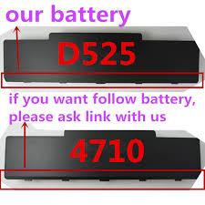 HSW <b>5200mah laptop battery for</b> acer EMACHINES E525 E627 ...