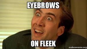 Are your eyebrows on fleek? - GirlsAskGuys via Relatably.com