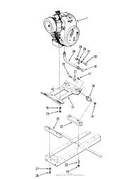 Kohler K241 Engine Parts Diagram