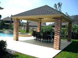 solid roof patio cover plans. Covered Solid Roof Patio Cover Plans
