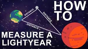 Distance Of Light Year Light Year Light Second Calculation Explained
