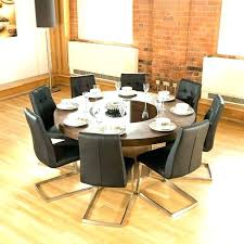 dining round table for 8 large seats seat set seater size