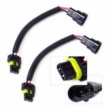 wiring harness extension online shopping the world largest wiring 2pcs car acc pvc plastic nylon extension adapter wiring harness socket wire connector for hb4 9006 9012 headlight fog light lamp