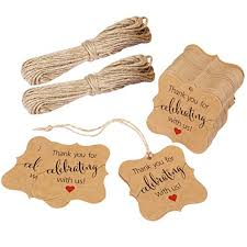 thank you tags for wedding favors aprince paper favor gift tags thank you tags wedding favor gift tags