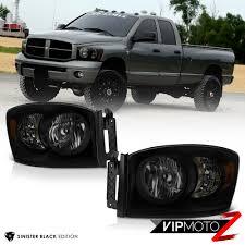 Halo Lights For 2006 Dodge Ram