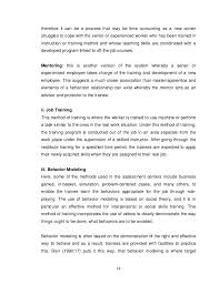 Skills For Employment Impact Of Training A Case Study Of Skill For Employment Project In P
