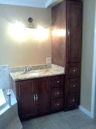 Bathroom Vanities And Linen Cabinet Sets Traditial S Inside Vanity  Decorations 1 Kathy Knaus