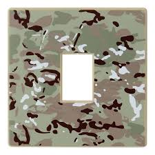army boys bedroom camouflage light switch cover bedroom furniture ideas
